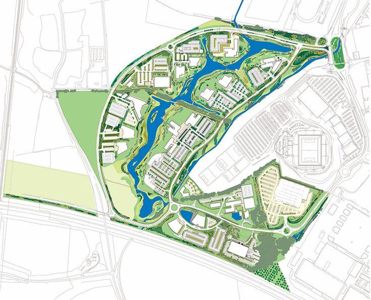 Contemporary Landscape Architecture Plan 335 best planning images on pinterest | master plan, site plans