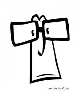 T Coloring Pages Letter Alphabet