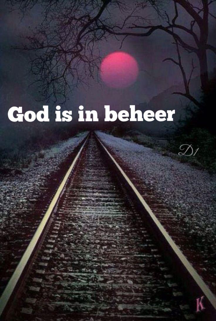 God is in beheer