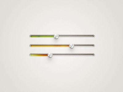 Optically Pleasing Sliders. Via: http://drbl.in/cnrx