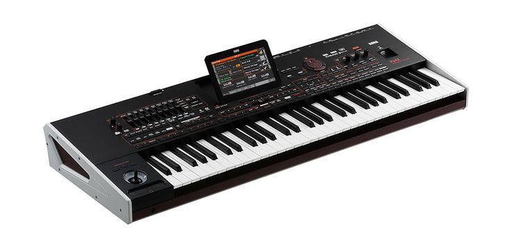 Korg Pa4X 61 Arranger Workstation Keyboard (O-2540)