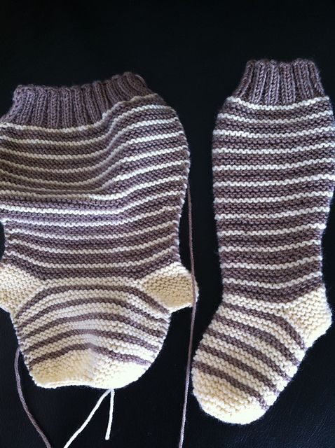 Ravelry: MillaB's Baby stockings