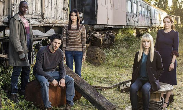 What time is Humans series 2 episode 2 on TV tonight?