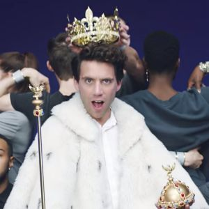 Mika explains why he wrote the lyric 'where have all the gay guys gone?'