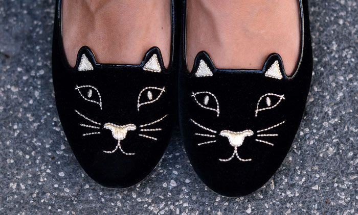 Kitty shoes!!! ❤