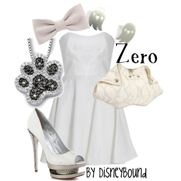 Disney Clothes Zero from nightmare before christmas