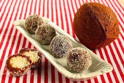 Paleo kókuszdiócska sütés nélkül