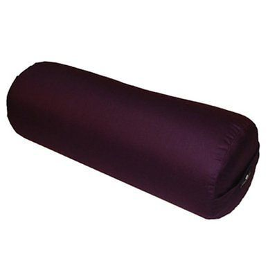 Pilates Accessories 44086: Hugger Mugger Round Yoga Bolster, Plum -> BUY IT NOW ONLY: $78.95 on eBay!