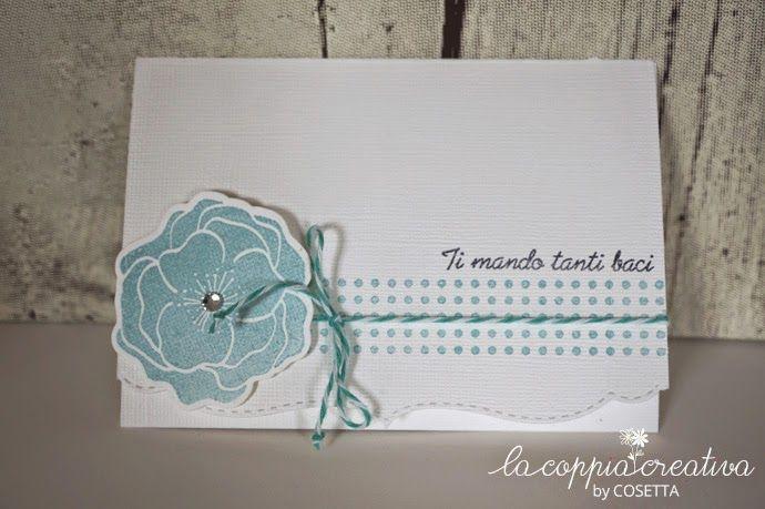 "Scrap of mind: Una card per ""La Coppia Creativa"""