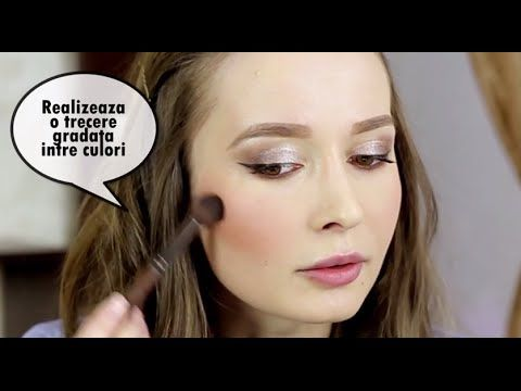 Frumoasa esti in fiecare zi, insa de ziua femeii ai nevoie de un look exceptional. Ti-am pregatit un tutorial care sa te inspire si sa te ajute sa arati mai spectaculos ca oricand. Enjoy and share!