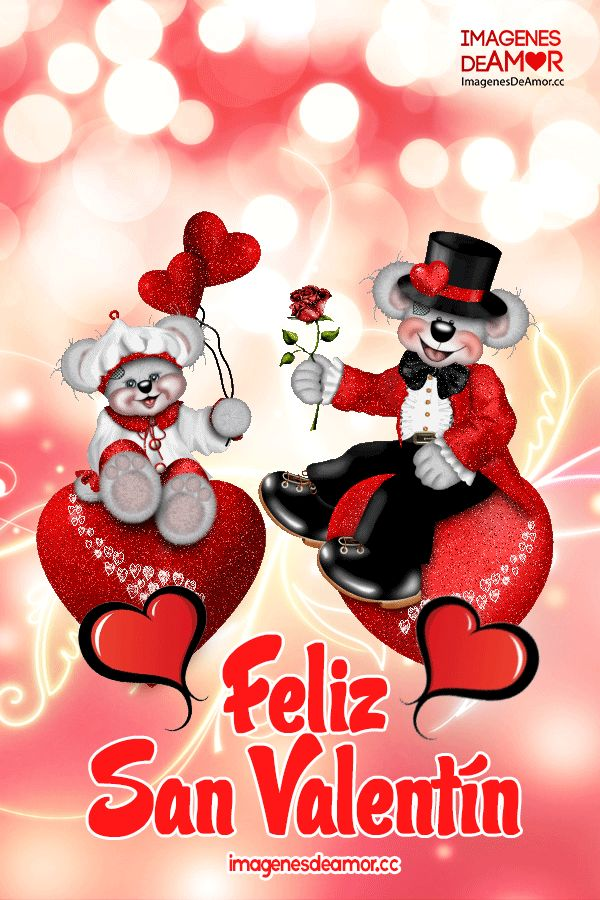 Imagenes De San Valentin Con Movimiento 1 Love And Friendship