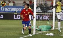 Selección Española de Fútbol: Web oficial