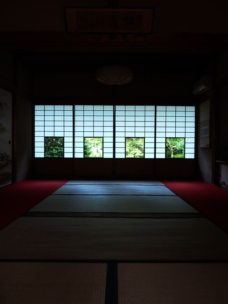 Unryu-in, Kyoto, Japan                         京都・雲龍院 蓮華之間