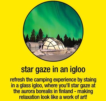 3 GRAND PRIZES: A $12,800.00 trip for 2 to winner's choice of one of the 3 following experiences.    a) Camp Outside the Lines – trip to Finland: A trip package for 2 to IVALO, Finland. Prize package consists of round trip, coach-class air...