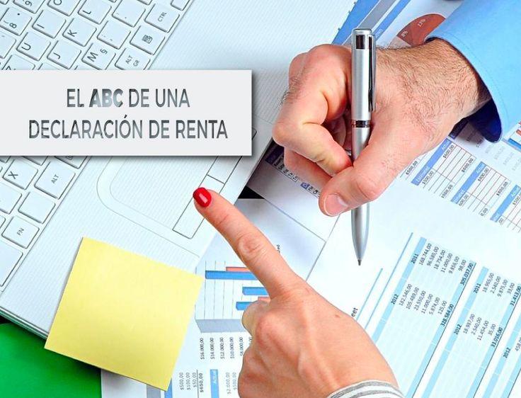 Conoce a detalle las características de una declaración de renta y demás asesorías contables en www.grupogerencial.com #contabilidad #decalracionrenta