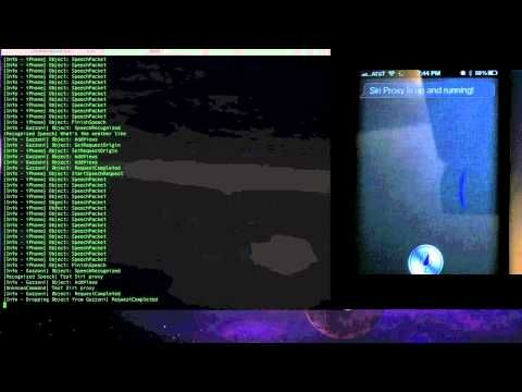 Developer creates proxy server for Siri, controls thermostat with his voice