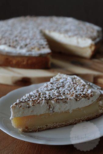 Vanille roomvlaai | HandmadeHelen