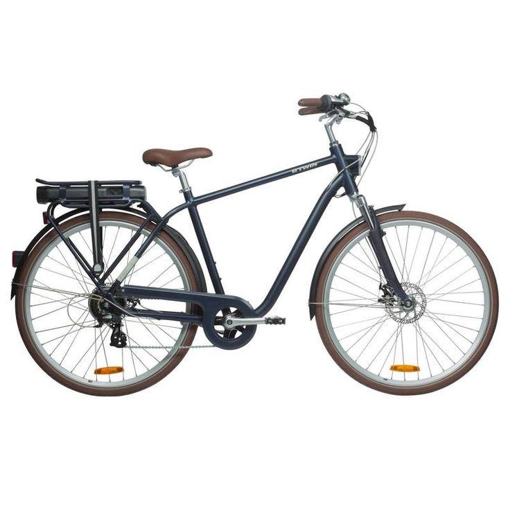 Vélo Electrique Decathlon, achat Vélo ELECTRIQUE ELOPS 900 E Cadre Haut pas cher prix Decathlon 1 199.99 €
