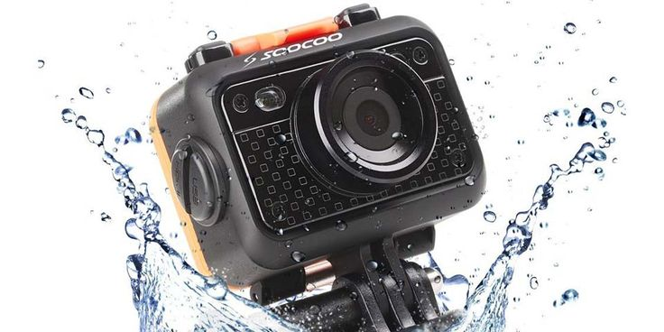 SOOCOO® Waterproof Sports Camera Review