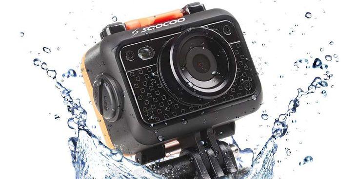 SOOCOO® Waterproof Sports Camera Best Price