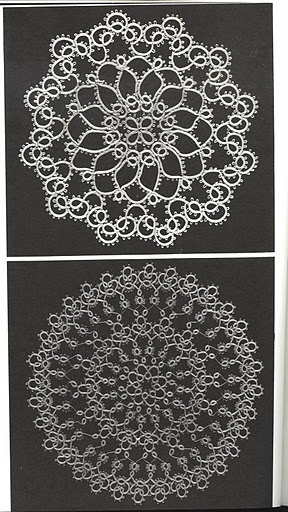 lots of tatting patterns here