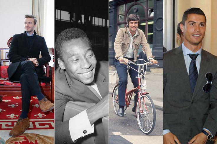 The 20 Most Stylish Men of Soccer - Elle