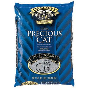 What's so great about Precious Cat Litter? Learn more from the biggest critics: my cats! http://www.askthecatdoctor.com/cat-attract-litter.html