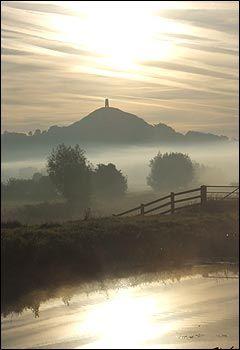 Glastonbury Tor, Somerset,UK