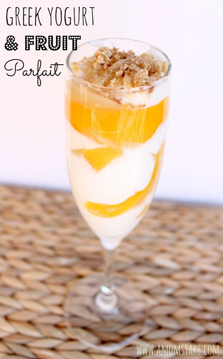 are all fruits healthy fruit parfait