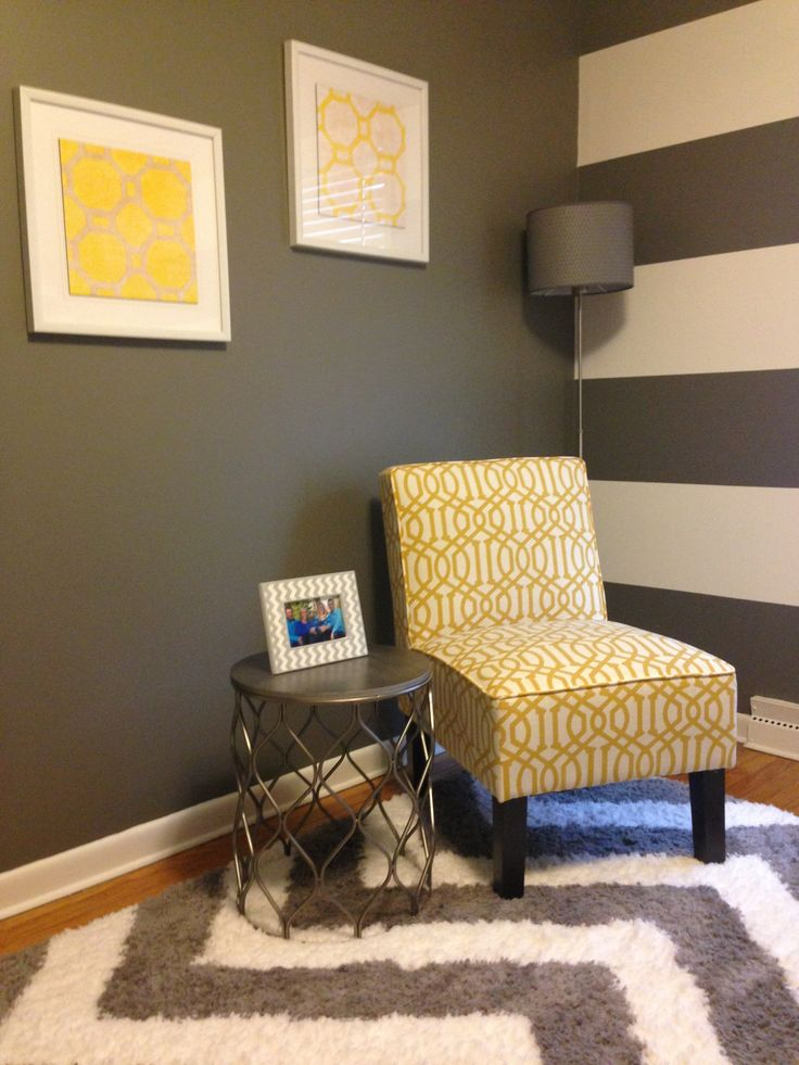 30 best yellow grey home decor images on pinterest baby rooms