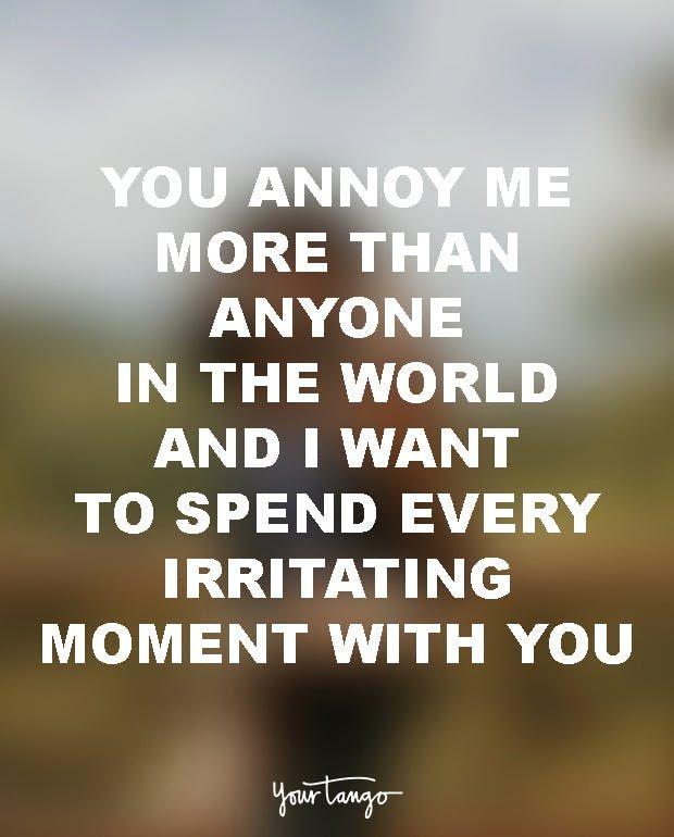 18 Funny Love Quotes For The Most UN-Romantic Men