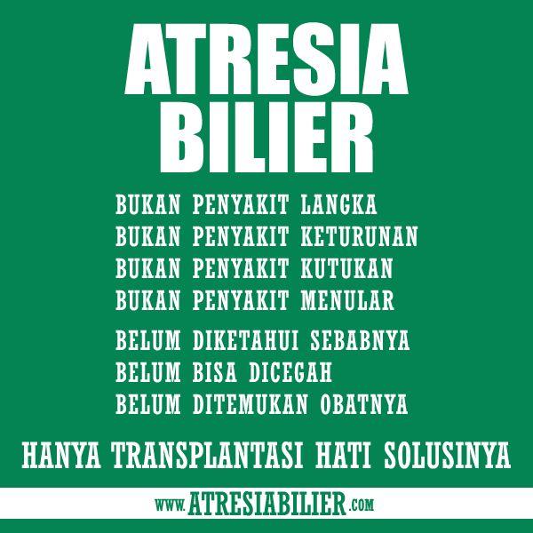 8 Fakta tentang Atresia Bilier