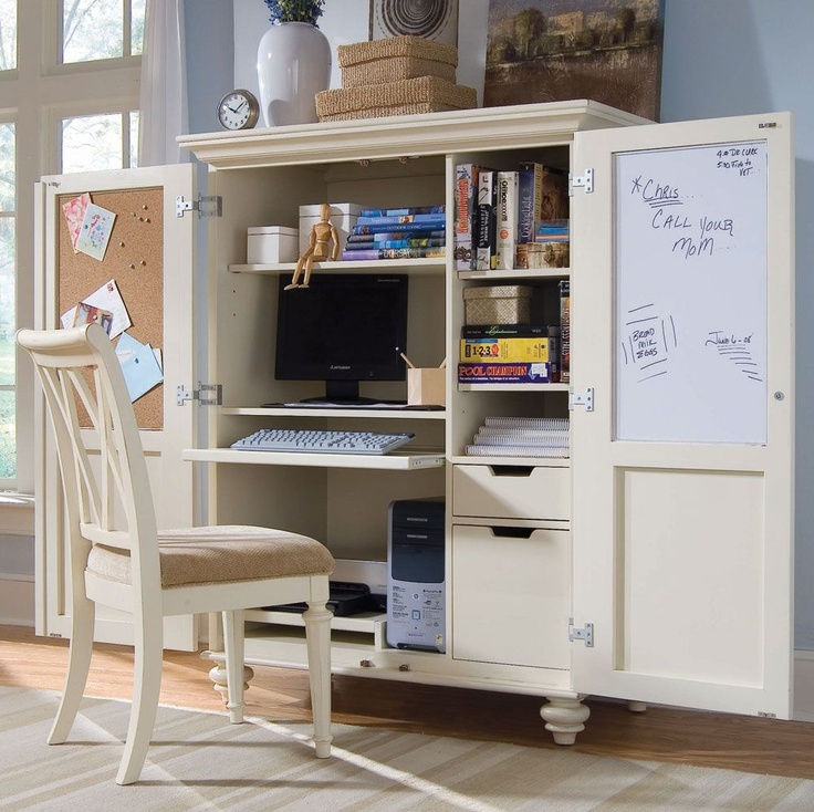 for studio home office cabinet american drew camden light collection