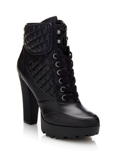 Clany low leather Boot