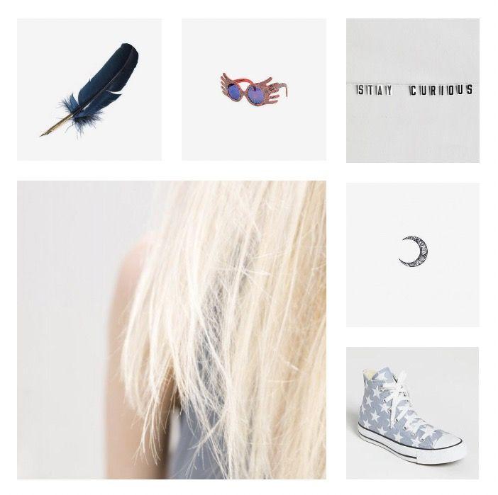 Character Aesthetic: Luna Lovegood