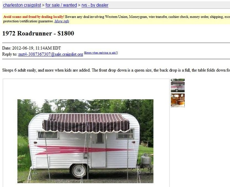 Beware Of Scams When Buying A Vintage Trailer Vintage Trailer Vintage Trailers Vintage Camper