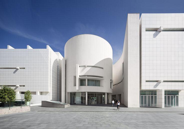 Richard Meier Museu d'Art Contemporani de Barcelona