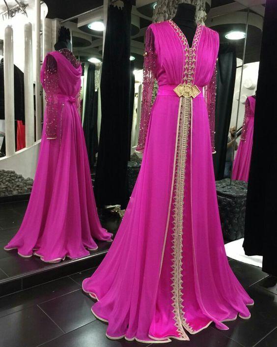 Modèles de caftan marocain de mariage moderne et takchita haute couture, boutique vente caftan en ligne prix pas cher