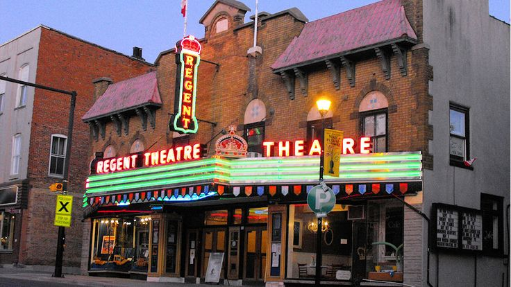 The Regent Theatre - Live shows, music, movies, matinees and Cinefest.   ... details