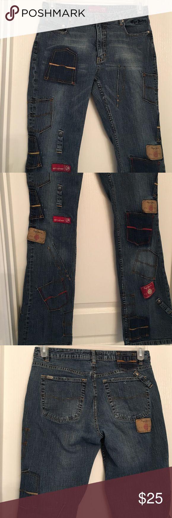 Spotted while shopping on Poshmark: Pepe (UK) ltd. 1973 Lot M/F jeans!!!! #poshmark #fashion #shopping #style #Pepe Jeans #Denim