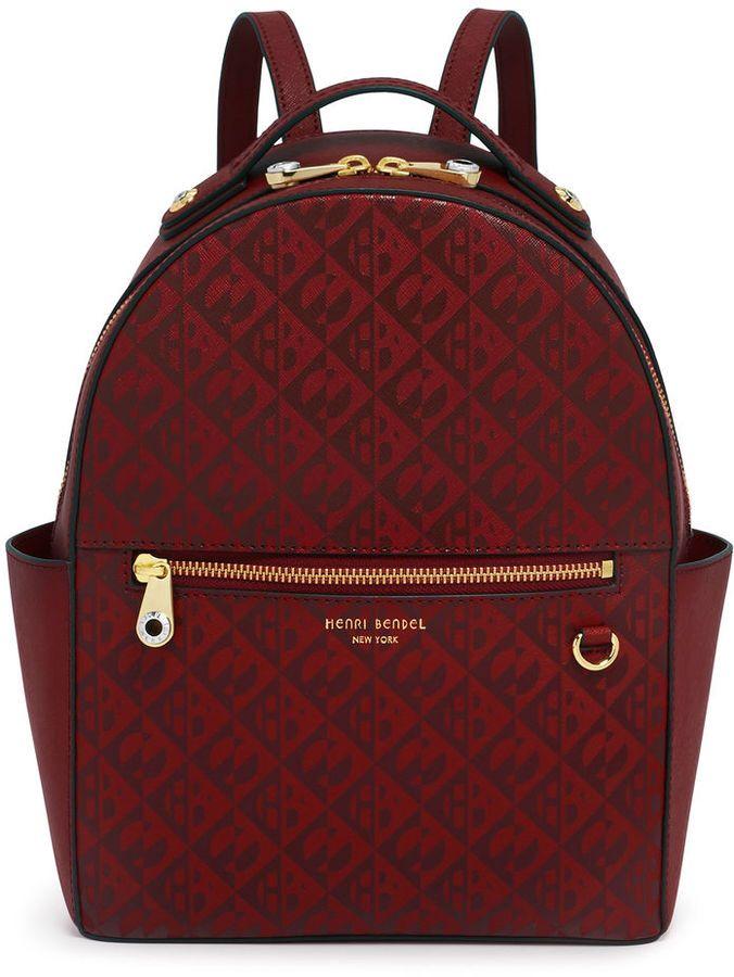 West 57th Modern Monogram Backpack.http://shopstyle.it/l/mEz7