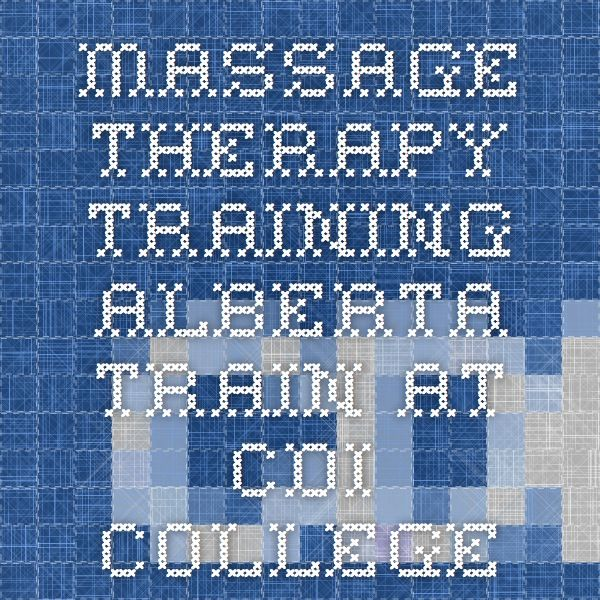 Massage Therapy Training Alberta. Diploma program. Advanced Massage Therapy program available upon completion of this. This program is 44 weeks in length. School seems to have negative reviews of teachers. I can't find associated costs on the website.