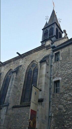 Secour Catholique în Le Mée-sur-Seine, Île-de-France