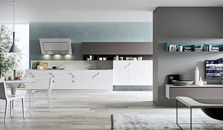 Scopri il programma ONE_K attraverso la cucina ONE_K_HANDLE_2 http://www.siloma.it/portfolio/one_k_handle_2/ #Siloma #ONE_K_HANDLE #One_K