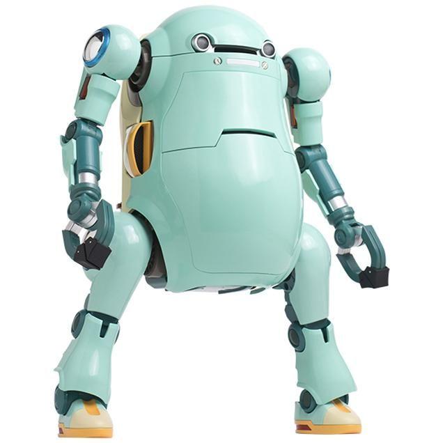 Mechatro 12 WeGo Aquamarine 22cm Robot Action Figure