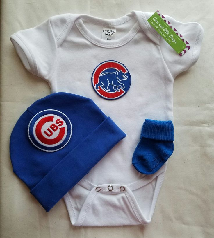 8 best chicago cubs baby gifts images on pinterest baby gifts baby chicago cubs outfit baby chicago cubs chicago cubs baby shower gift chicago cubs outfit chicago cubs baseball baby outfitnewborn cubs negle Image collections