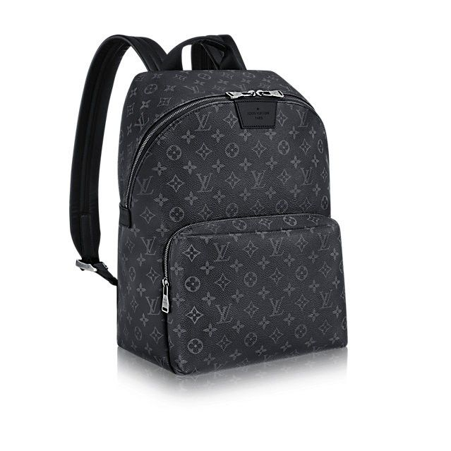 original quality louis vuitton apollo backpack monogram eclipse mens bags M43186