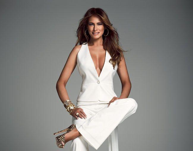 Melania Trump's Sparkling Success :: Articles :: Philadelphia Style Magazine