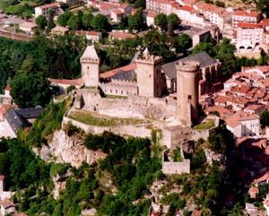 Cathar Castles - Foix