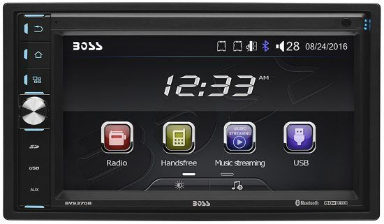 Boss Audio Touch Screen Car Stereos Top 10 Best Touch Screen Car